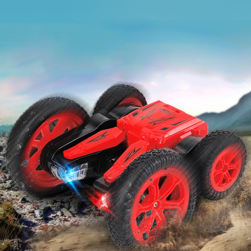JJRC Q71 2.4G Double Sided RC Stunt Car RTR 360 Degree Flips / Cool Lights