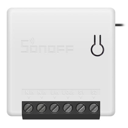 SONOFF APP Remote Control / Timer Schedule / Voice / Power-on Status / DIY Mode Two Way Smart Switch