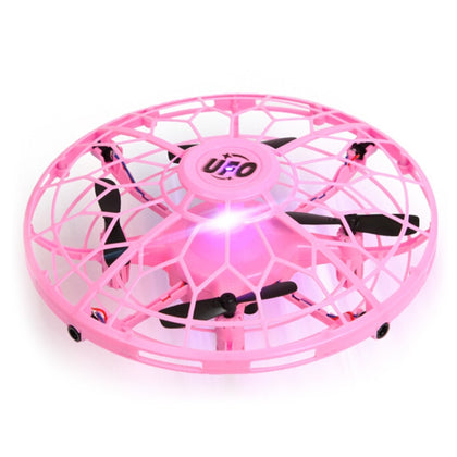 Gesture Control Induction Four-axis UFO Mini Drone