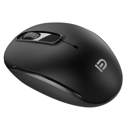 FUDE M510 Ergonomic Design / Accurate Positioning / Lightless Engine 2.4GHz Wireless Mouse