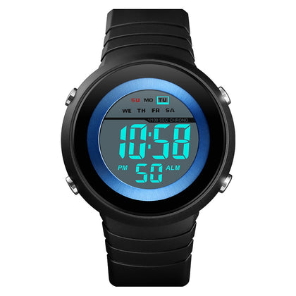 SKMEI 1497 Men's Fashion Multifunction Digital Watch Stopwatch Timing Alarm