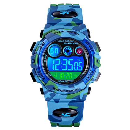 SKMEI Children's Watch Electronic Junior Outdoor Sports