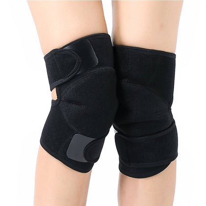 3D Stereo Cutting Knee Pads Self-heating Magnet Therapy