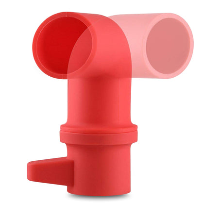 Steam Release Accessory for Pressure Cooker 360° Rotation Food-grade Safe Silicone