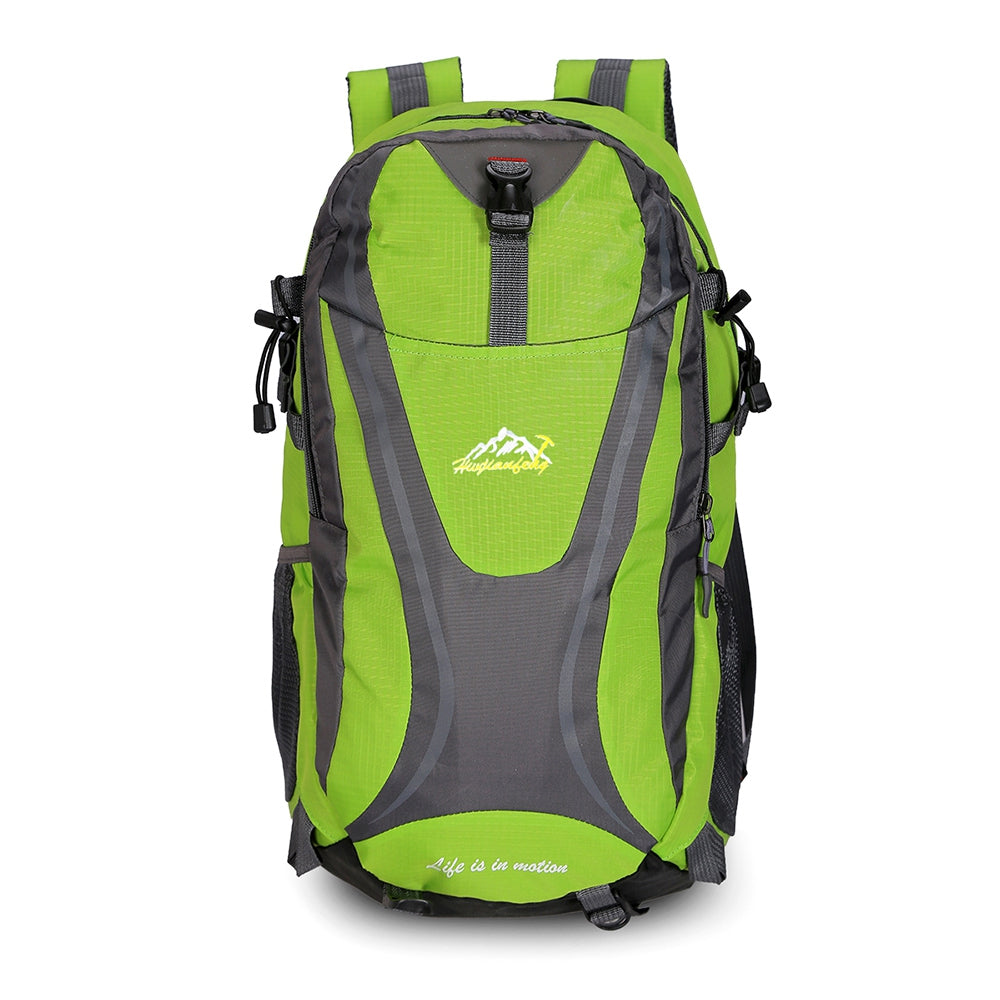 HUWAIJIANFENG Large Capacity Backpack Multi-functional Water Resistance