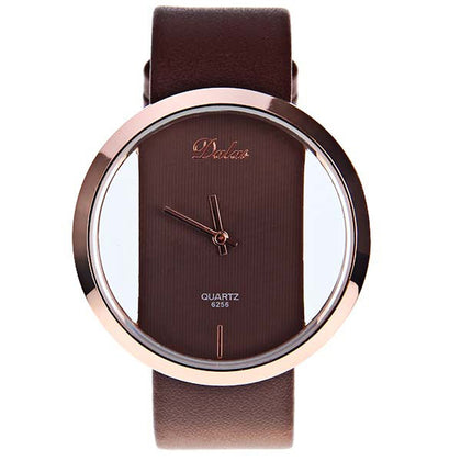 6256 Women's Watch Ultra-thin Simple Belt