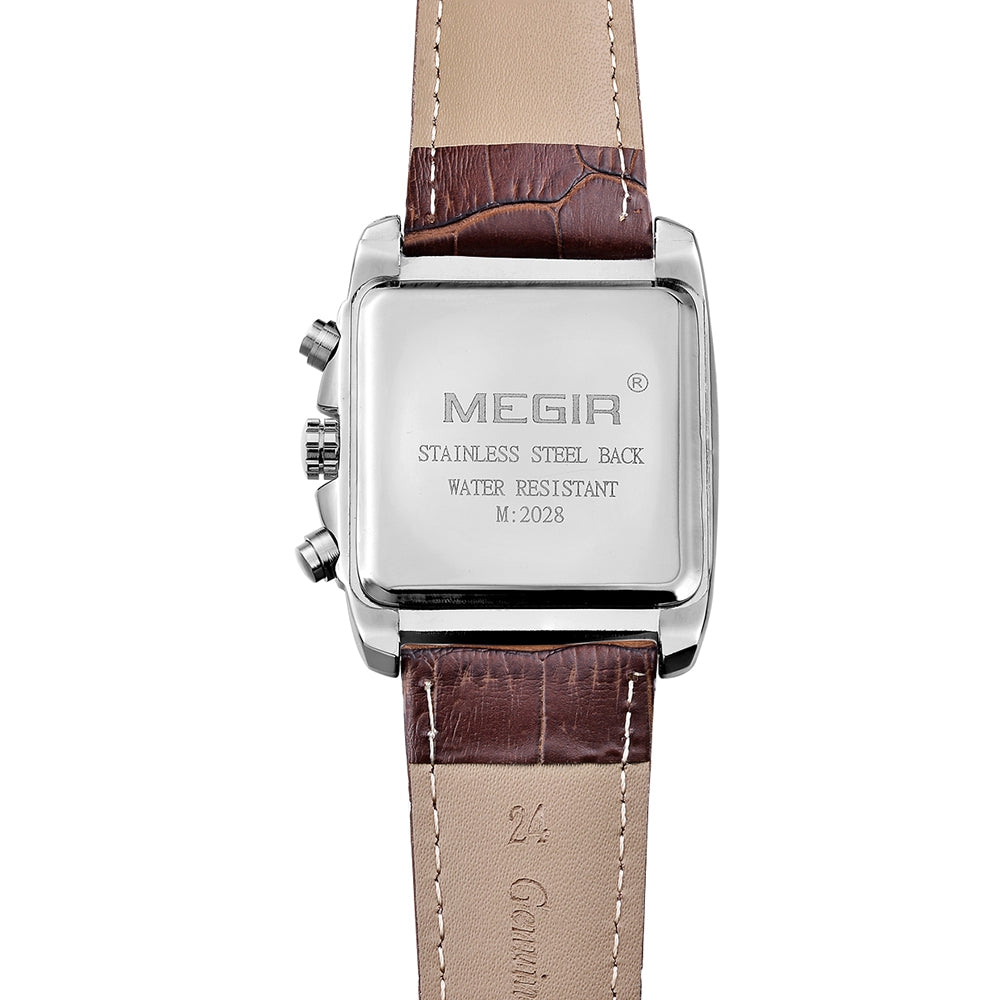 MEGIR 2028G Men's Watch Multi-function Luminous Sports