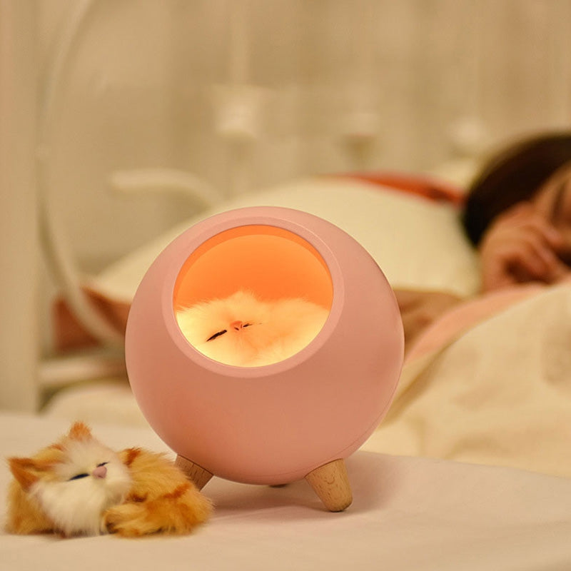 brelong Endurance / Touch / Dimming Small Pet Atmosphere Lamp Table LED Night Light