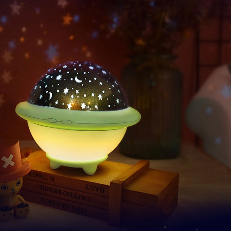 brelong USB Charging / Energy Saving / Light Weight LED Stellar Projection Lamp Night Light