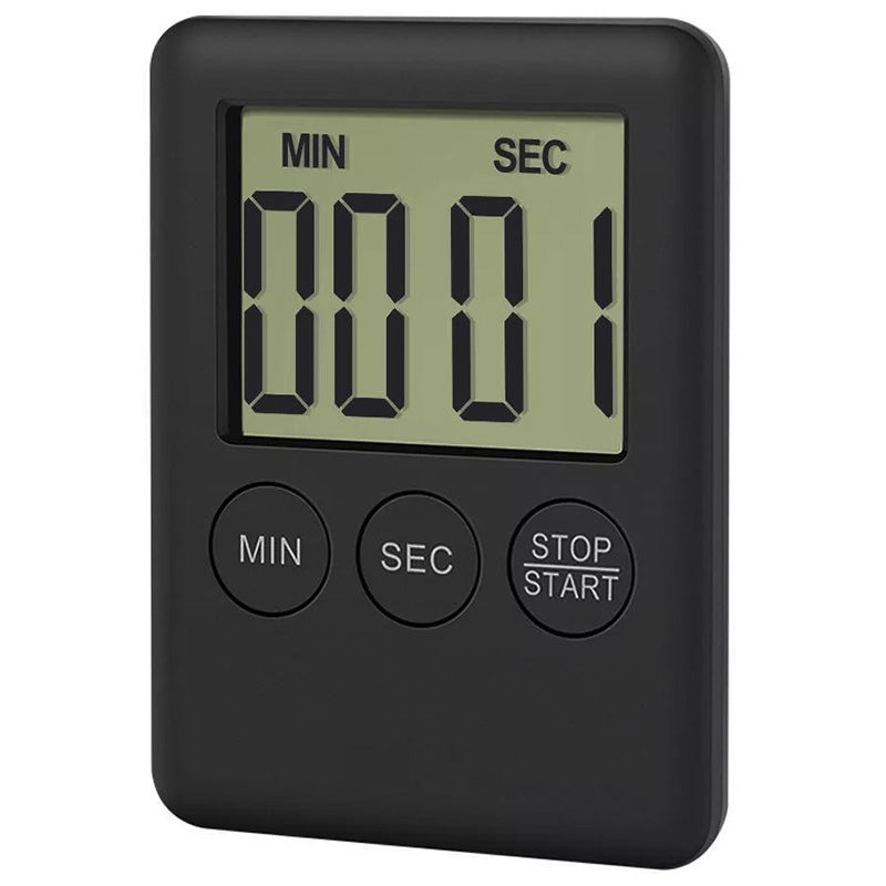Slim Countdown Electronic Kitchen Timer