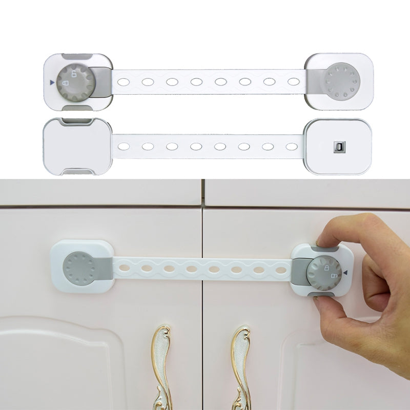 TUSUNNY SH1.318 4pcs Baby Security Lock Buckle