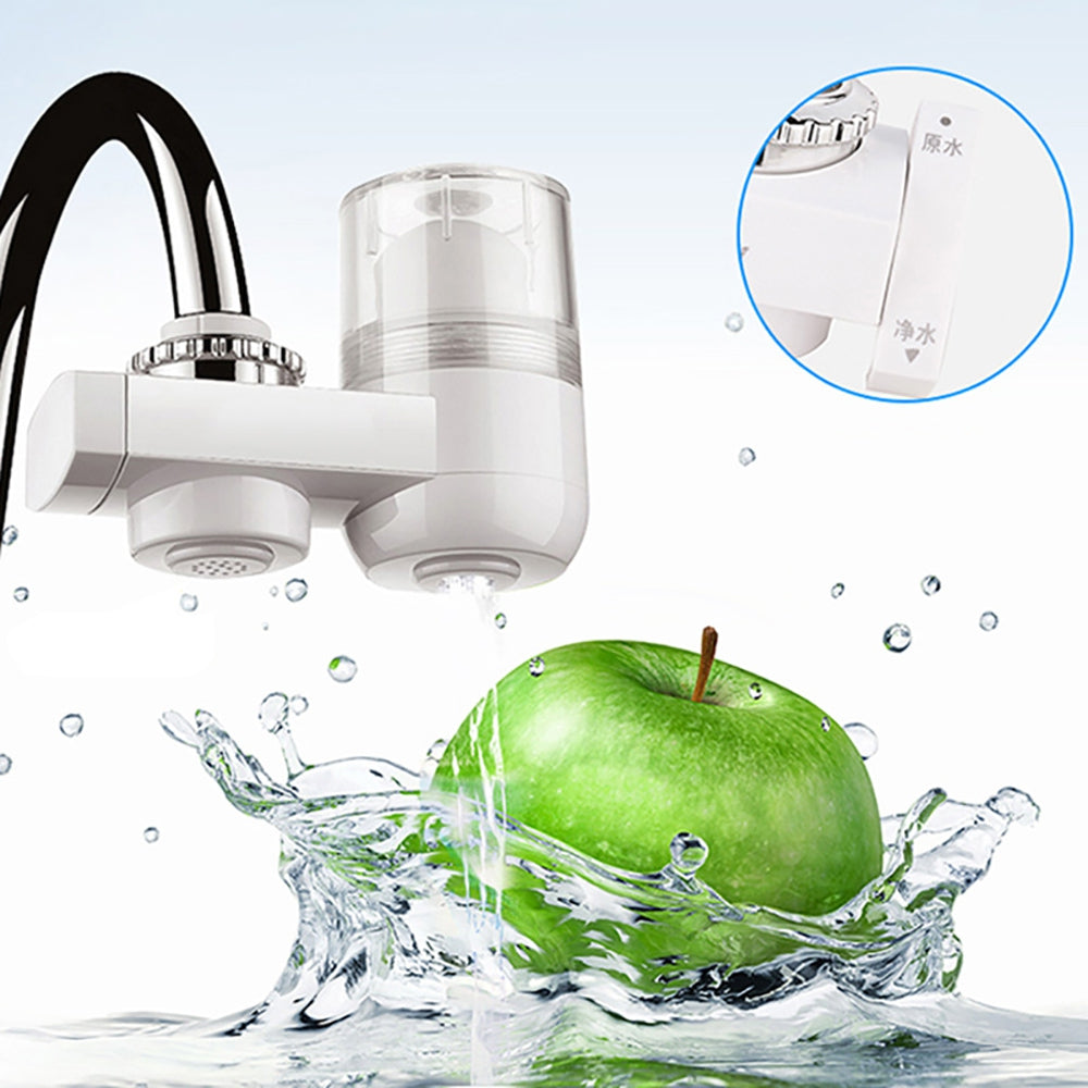 Portable Faucet Water Purifier Filter