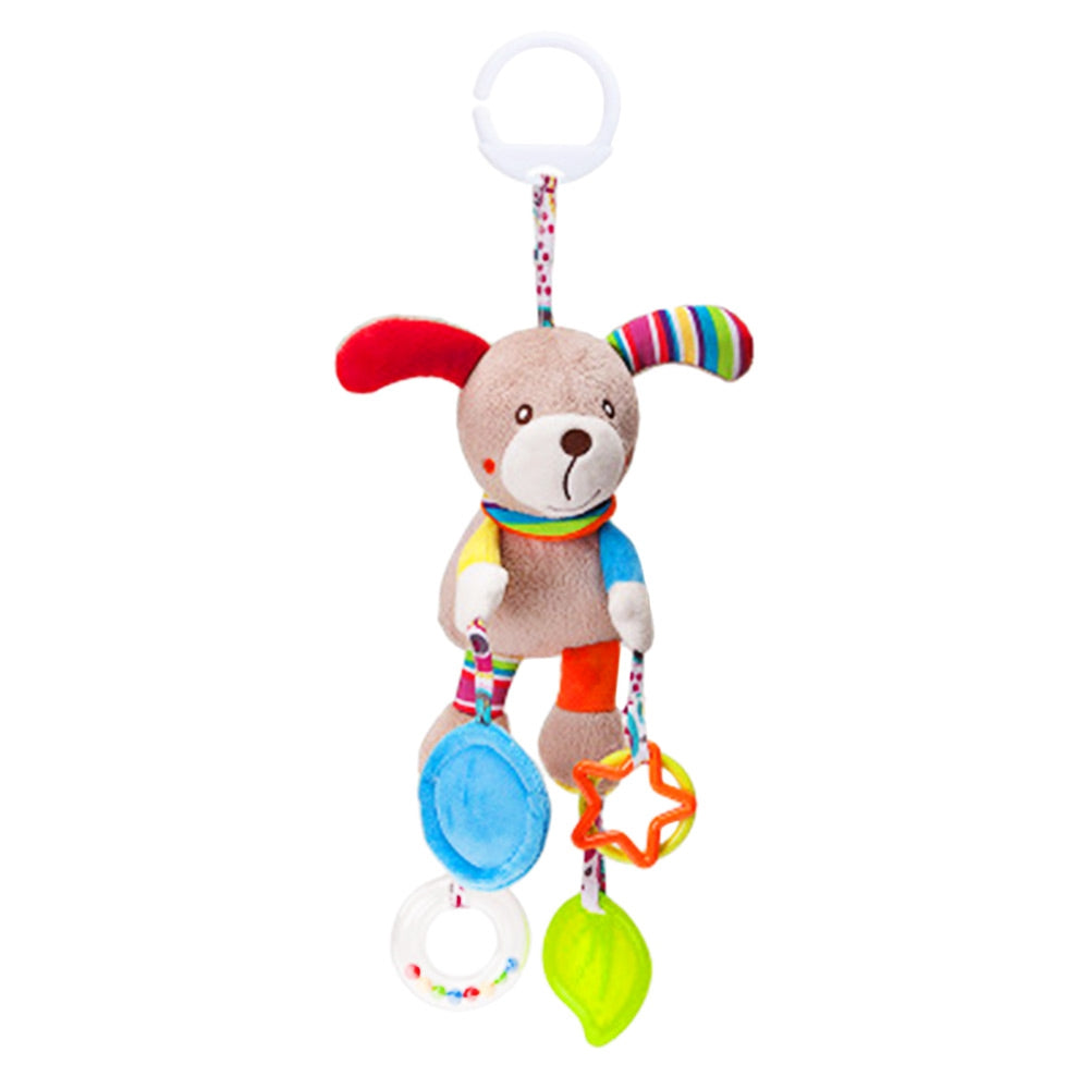 Cute Cartoon Animal Doll Wind Chime Pendant for Babies
