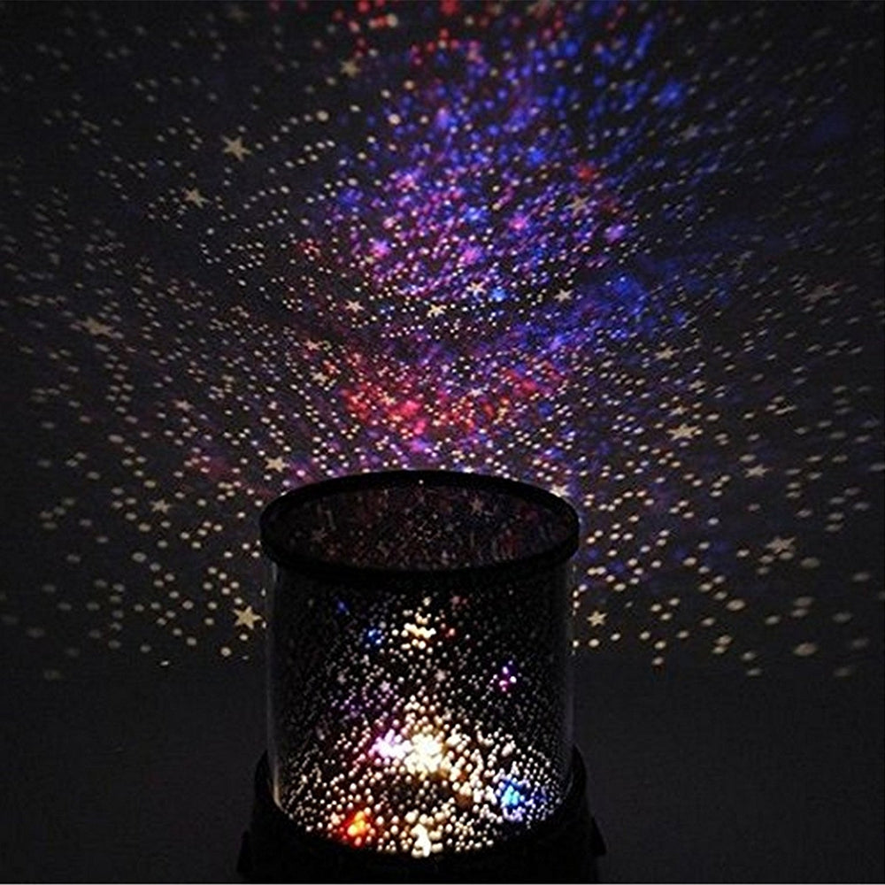 Colorful Starry LED  Light Sky Star Lamp for Christmas