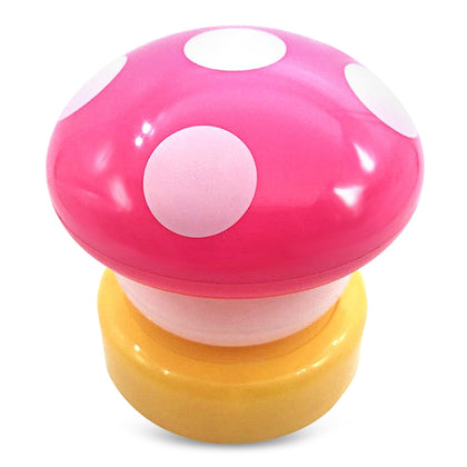 Creative Mushroom Design Pat Light Hand Switch Night Lamp