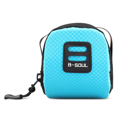 B-SOUL Bicycle Mountain Bike Folding Tail Pack Cushion Bag Cycling Equipment