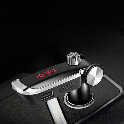 BBL02 Car Bluetooth MP3 Player Wireless FM Transmitter USB Charger