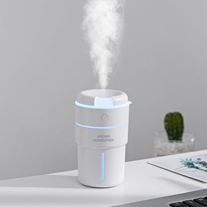 Mini Portable Home Car Aromatherapy USB Humidifier