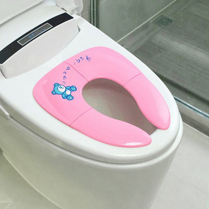 TUSUNNY CH033 Baby Foldable Toilet Seat