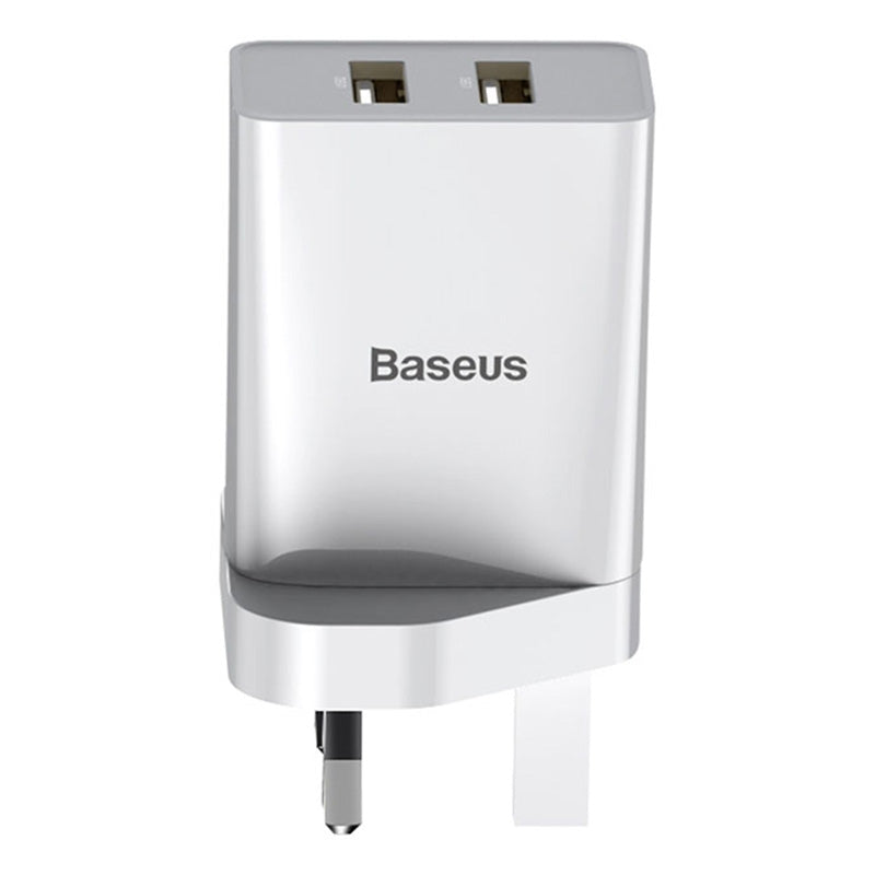 Baseus Mini Portable Dual USB Ports Charger