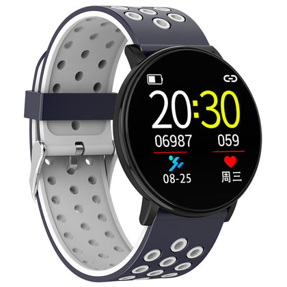 W8 Bluetooth Smart Sports Watch Health Data Monitor Activity Tracker Smartwatch