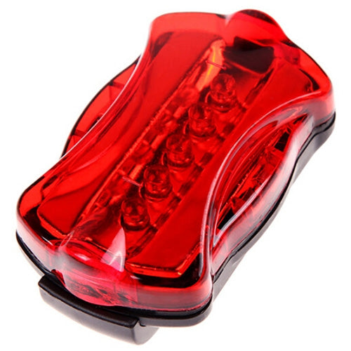 Bicycle Front Light Butterfly Taillight Set Bike Lamp