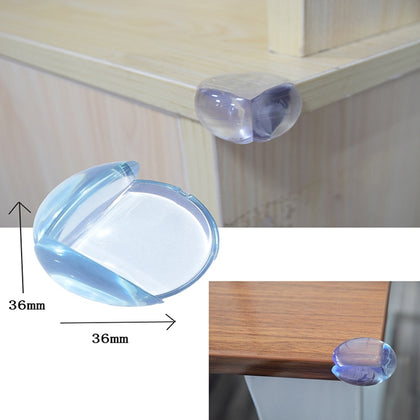 20PCS TUSUNNY Baby Table Corner Protection PVC Material