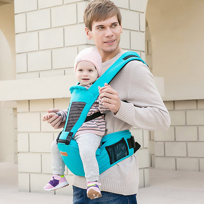 Baby Lab Waist Stool Multifunctional Mesh Breathable Carrier
