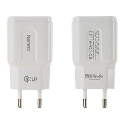 REMAX RP-U16 Fast Charging Quick Charger EU Adapter