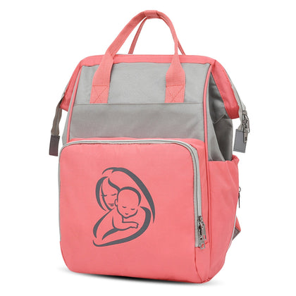 Mother Baby Backpack Mummy Large Capacity Multifunctional Bag