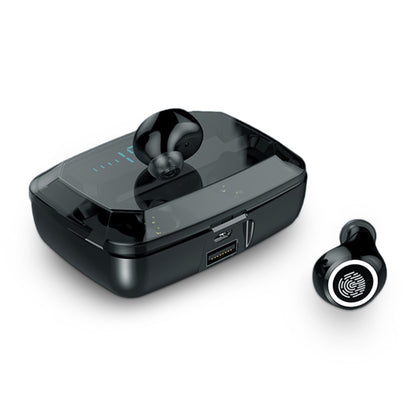 M11 Bluetooth 5.0 Wireless Earbuds Hi-Fi Sound Effect 10m Working Distance IPX5 Waterproof Grade