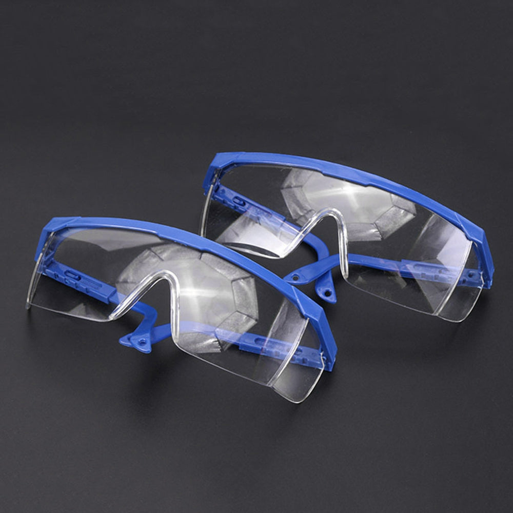 Cycling Goggles Adjustable Anti-splash Anti-Dust Protective Glasses for Driving Fishing