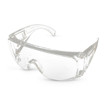 Shutter Protection Goggles Anti-fog Dust-proof Spit-proof Transparent PC Glasses