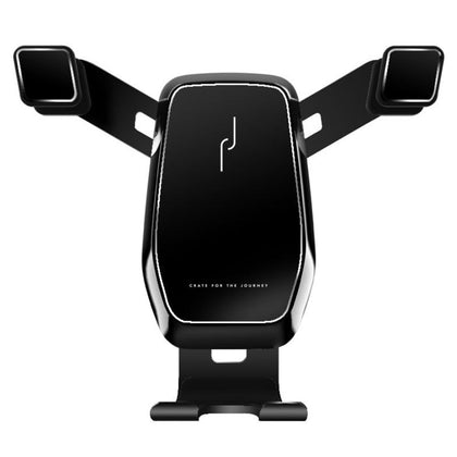 M1 Gravity Universal Car Phone Holder Horizontal / Vertical Metal Bracket