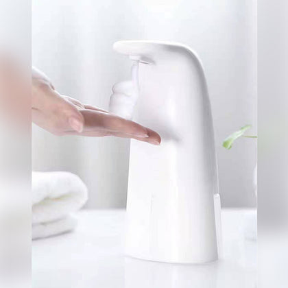 250ML Automatic Induction Foaming Soap Dispenser Household Hand Washing Device