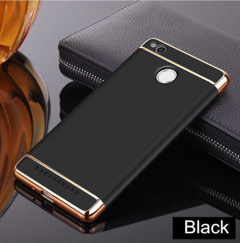 reputable site eccb1 ae655 Xiaomi Redmi 3s Prime * 3-in-1 SHOCKPROOF* Dual Layer Thin Back Cover Case  Redmi 3s Prime