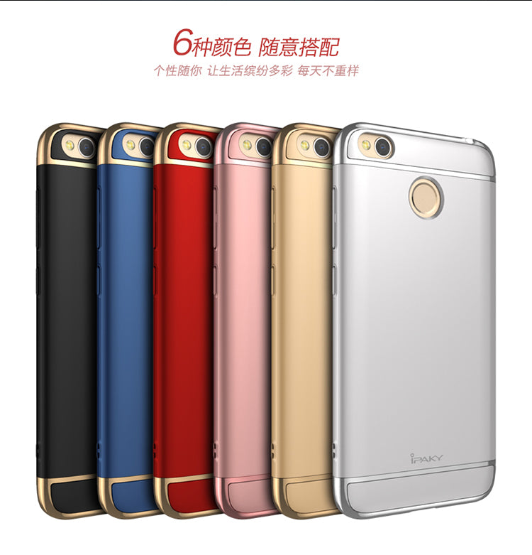 separation shoes 65051 bdb9b For Xiaomi mi Redmi 4 * 3-in-1 SHOCKPROOF* Dual Layer Thin Back Cover Case  Xiaomi Redmi mi 4