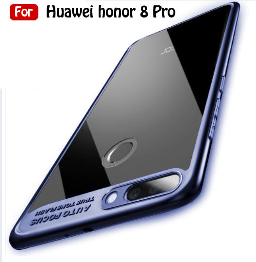 save off 58da7 4b3a3 Huawei honor 8 Pro - Ultra Thin Clear Shell 360 degree all side protection  Case Cover For Huawei honor 8 Pro