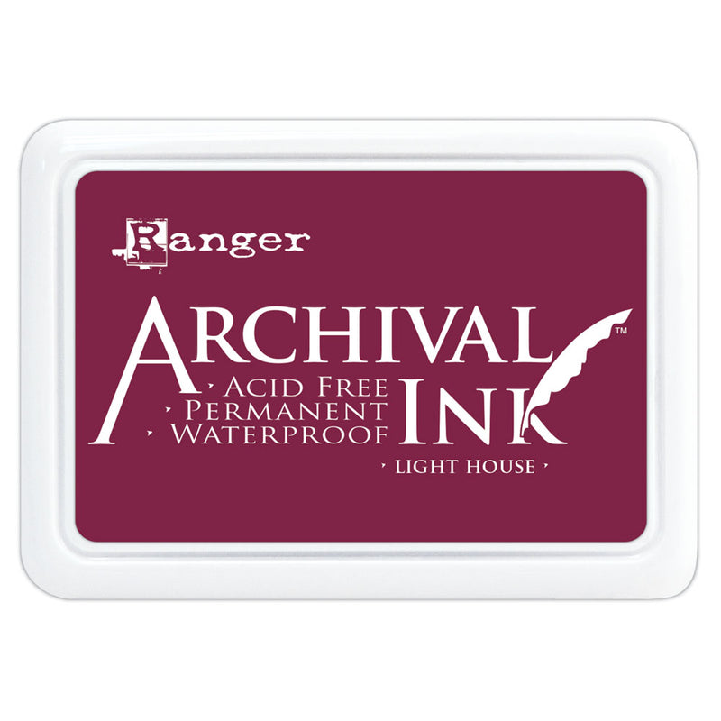 Archival Ink Pads    (available in 30 colors)