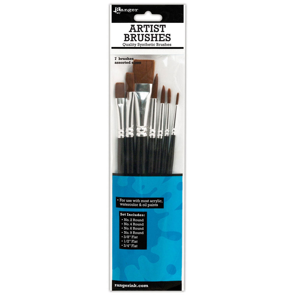Artist Paint Brushes set