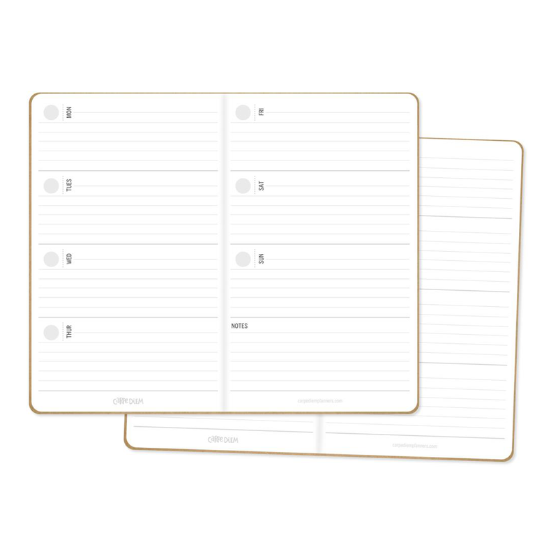 Traveler's Notebook Wide Inserts - Weekly