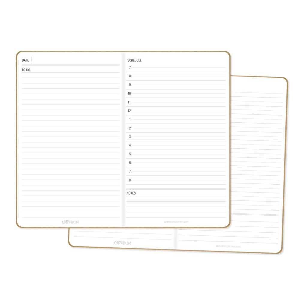 Traveler's Notebook Wide Inserts - Daily