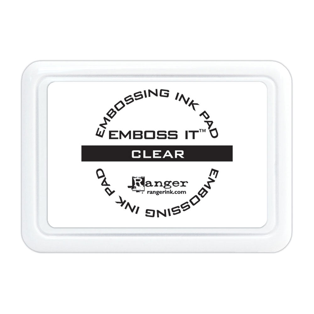 Ranger Emboss It Clear Ink Pad