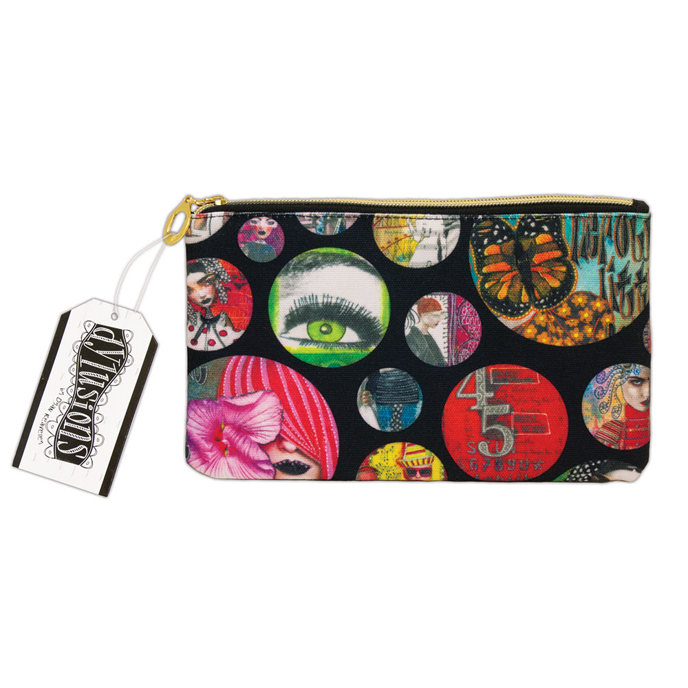 Dylusions Creative Dyary Accessory Bag
