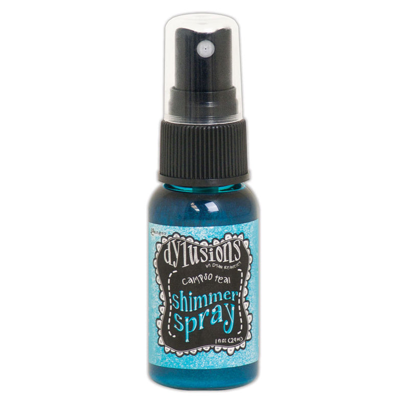 Dylusions Shimmer Sprays  (available in 24 colors)
