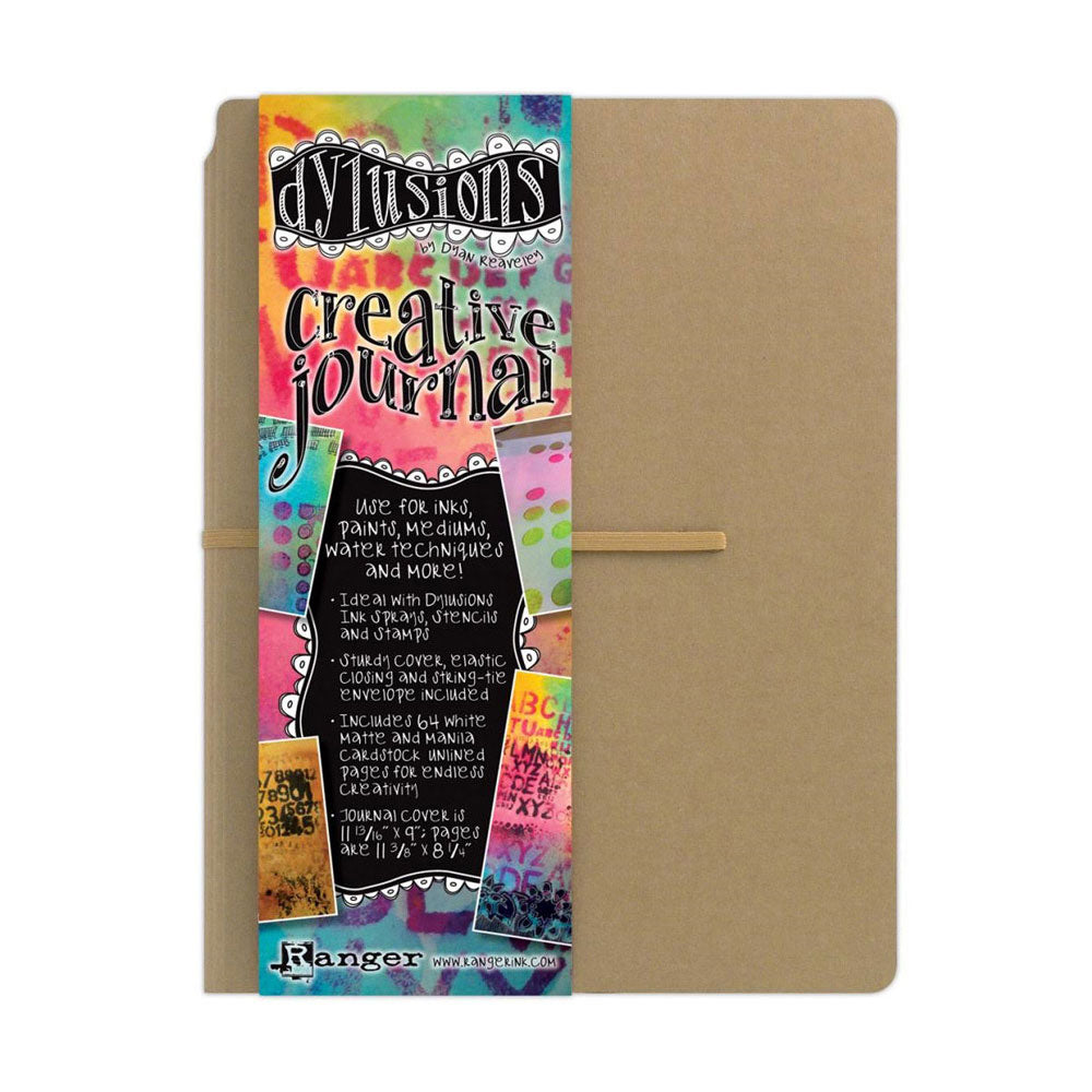 Dylusions Large Creative Art Journal