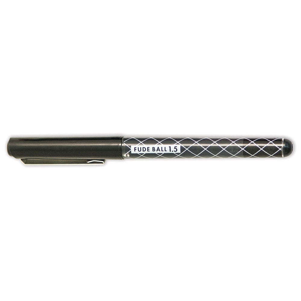 Fude Ball Pen - Black