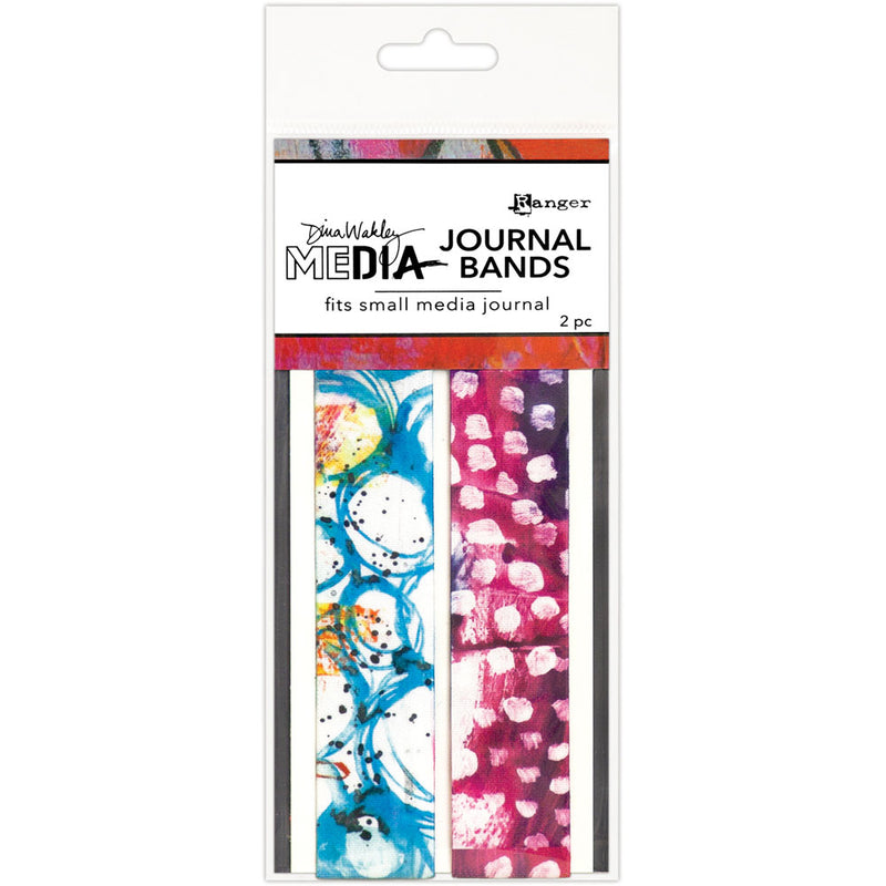 Dina Wakley Media Small Journal Bands