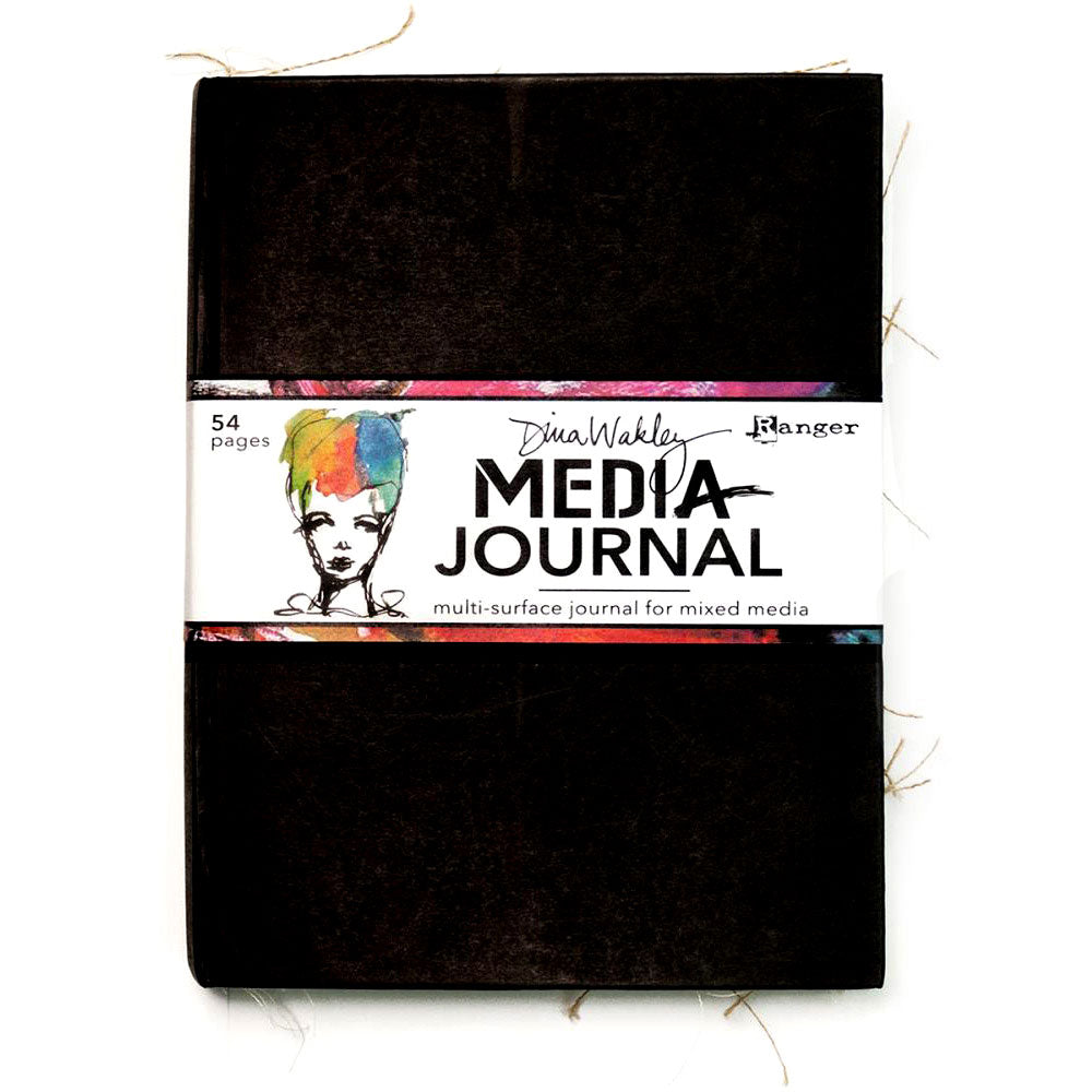 Dina Wakley Media 8x10 Journal