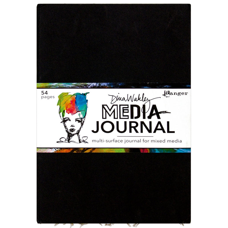 Dina Wakley Media 10x14 Journal